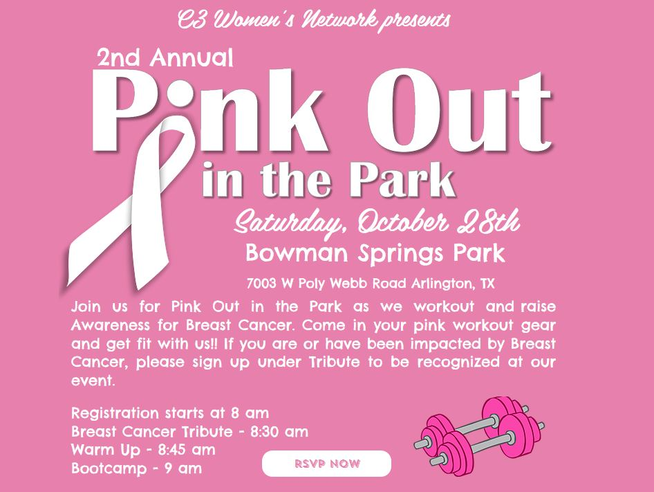 PINk Out flyer