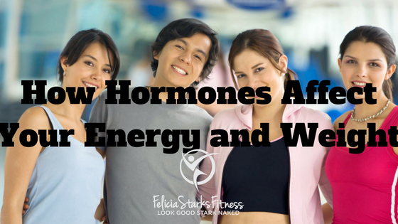 How Hormones Affect Your Energy and Weight